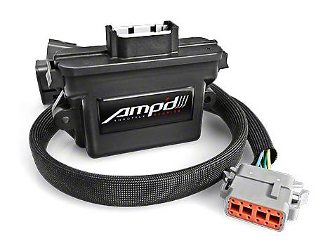 Amp'd Throttle Booster (01-04 V8 Silverado 1500)