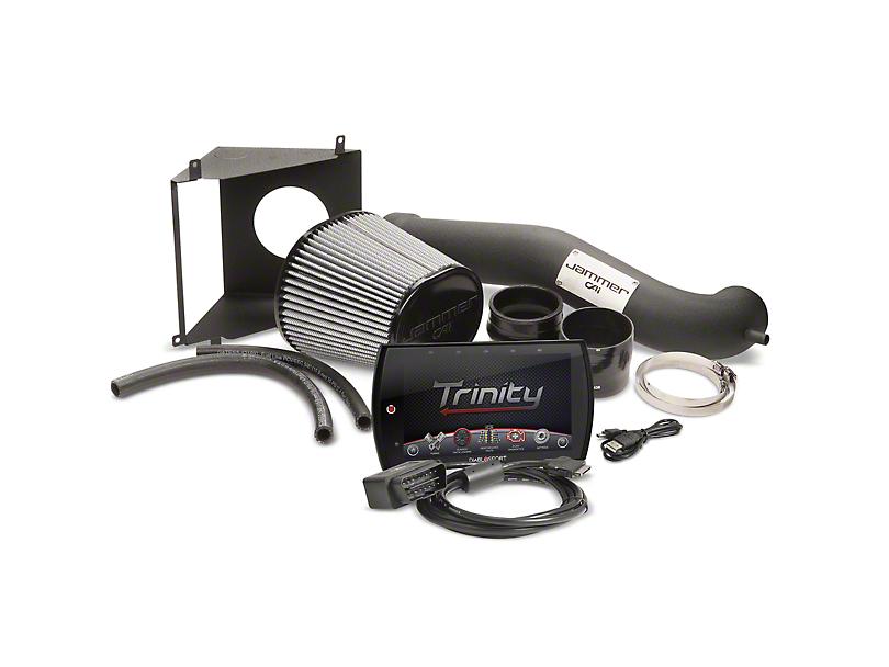 Diablosport Reaper Jammer Cold Air Intake & Trinity 2 Tuner Combo Kit - Stage 1 (14-18 6.2L Silverado 1500)