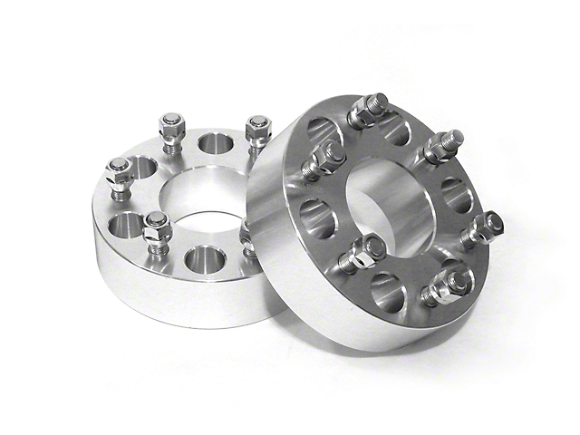 Southern Truck Lifts 2 in. Wheel Spacers (99-19 Silverado 1500)