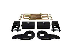 Supreme Suspensions 1 to 3-Inch Front / 3-Inch Rear Pro Lift Kit (99-06 4WD Silverado 1500)