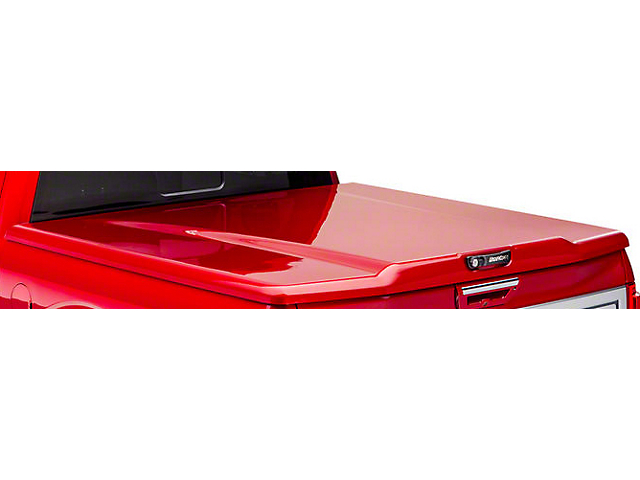 UnderCover Elite LX Hinged Tonneau Cover - Pre-Painted (19-20 Silverado 1500 w/ Short & Standard Box)