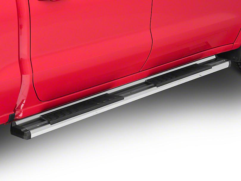 Duratrek S6 Running Boards - Stainless Steel (2019 Silverado 1500 Crew Cab)