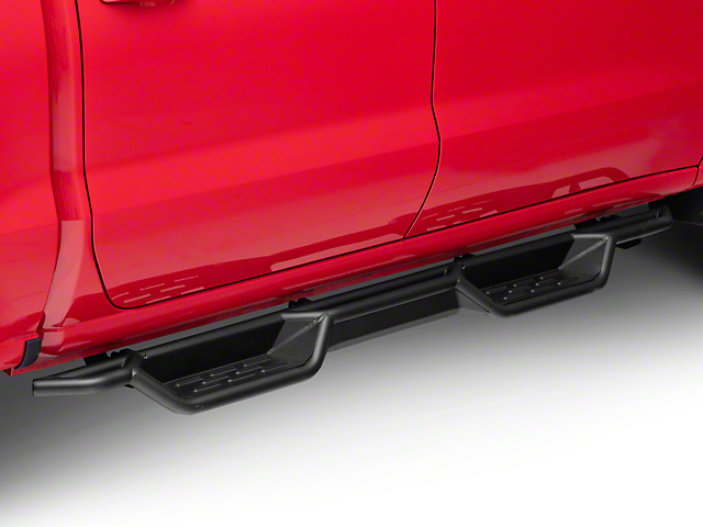 Barricade HD Drop Side Step Bars (19-20 Silverado 1500 Crew Cab)