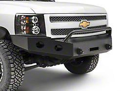 DV8 Off-Road Recovery Front Bumper w/ Bull Bar (07-13 Silverado 1500)
