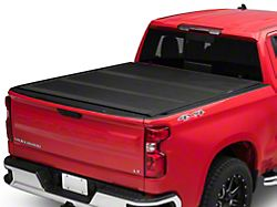 Proven Ground Low Profile Hard Tri-Fold Tonneau Cover (19-22 Silverado 1500 w/ 5.80-Foot Short & 6.50-Foot Standard Box)