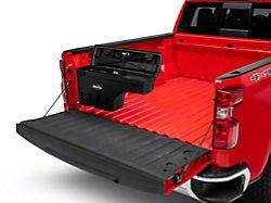 UnderCover Swing Case Storage System; Driver Side (19-22 Silverado 1500)