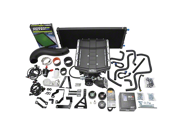 Edelbrock E-Force Stage 1 Street Supercharger Kit w/ Tuner (17-18 6.2L Silverado 1500)