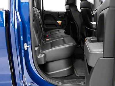 Awesome Chevrolet Silverado 1500 Storage Consoles Americantrucks Pdpeps Interior Chair Design Pdpepsorg