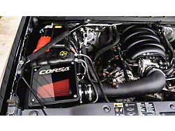 Corsa Closed Box Cold Air Intake with DryTech 3D Dry Filter (14-18 6.2L Sierra 1500)