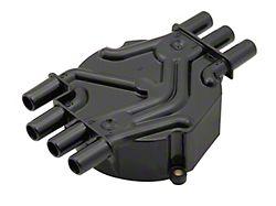 Accel Distributor Cap; Black (99-04 4.3L Silverado 1500)