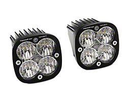 Baja Designs Squadron Sport LED Fog Light Pocket Kit (19-21 Silverado 1500)