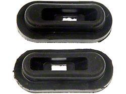 Brake Dust Shield; Rear Split Type (99-06 Sierra 1500 Regular Cab, Extended Cab)