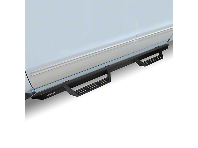 Magnum RT Gen 2 Cab Length Side Step Bars; Black (07-21 Tundra CrewMax)