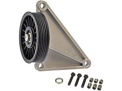 Air Conditioning Bypass Pulley (99-02 4.3L Silverado 1500)