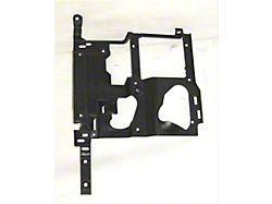 Headlight Support Bracket; Passenger Side; Replacement Part (99-02 Sierra 1500)