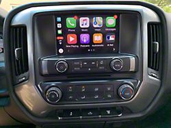 Infotainment MyLink Apple CarPlay, Android Auto and GPS Navigation Upgrade (14-15 Silverado 1500 w/ 8-Inch Screen)