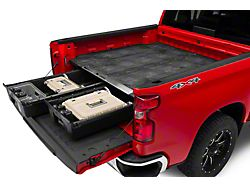 DECKED Truck Bed Storage System (19-22 Silverado 1500)