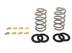 Belltech 1 to 2-Inch Drop Pro Coil Springs (07-18 Silverado 1500 Extended/Double Cab, Crew Cab)