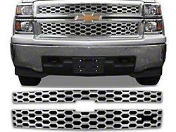 Grill Overlay (14-15 Silverado 1500 LTZ)