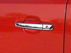 Door Handle Cover Kit; 6 Piece (07-13 Silverado 1500 Regular Cab)