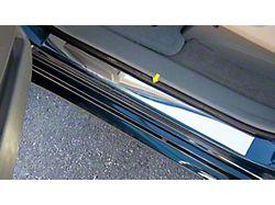 Door Sill trim (99-02 Silverado 1500 Regular Cab)