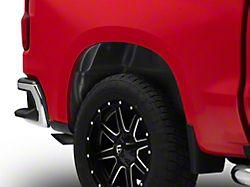 Rough Country Rear Wheel Well Liners (19-22 Silverado 1500)