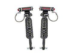 Rough Country Adjustable Vertex Front Coil-Overs for 2-Inch Lift (19-21 4WD Sierra 1500, Excluding AT4 & Diesel)