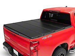 Proven Ground Aluminum Quad-Fold Hard Tonneau Cover (07-22 Silverado 1500 w/ 5.80-Foot Short Box)