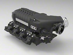 Whipple W185RF 3.0L Intercooled Supercharger Competition Kit; Black (19-21 5.3L Silverado 1500)