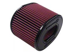 S&B Cold Air Intake Replacement Oiled Cleanable Cotton Air Filter (07-08 V8 Sierra 1500)