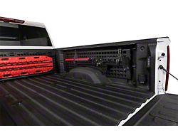 Bed Molle Panel; Passenger Side (14-18 Sierra 1500 w/ 6.50-Foot Standard Box)