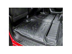 Air Design Soft Touch Front and Rear Floor Liners; Black (19-21 Sierra 1500 Crew Cab)
