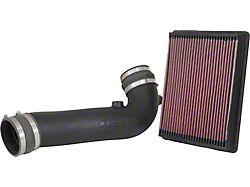 K&N Series 57 FIPK Cold Air Intake (17-18 5.3L Sierra 1500)