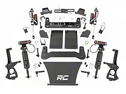 Rough Country 6-Inch Suspension Lift Kit with Adjustable Vertex Coil-Overs and Vertex Shocks (19-22 Silverado 1500, Excluding Diesel & Trail Boss)