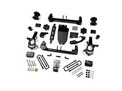 Zone Offroad 6.50-Inch Strut Suspension Lift Kit with Nitro Shocks (14-18 4WD Sierra 1500 w/ Stock Cast Steel Control Arms, Excluding Denali)