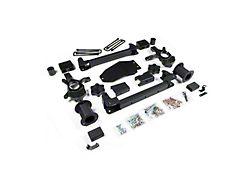 Zone Offroad 6.50-Inch Suspension Lift Kit with Nitro Shocks (07-13 4WD Sierra 1500)