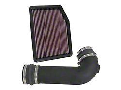 K&N Series 57 FIPK Intake Tube with Drop-In Air Filter (19-21 V8 Sierra 1500)
