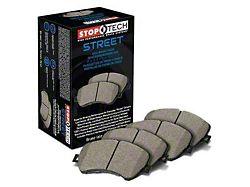 StopTech Sport Premium Semi-Metallic Brake Pads; Rear Pair (03-06 Sierra 1500 w/ Sport Brake Package)