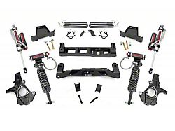 Rough Country 7.50-Inch Suspension Lift Kit with Adjustable Vertex Coil-Overs and Shocks (07-13 2WD Sierra 1500)
