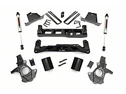 Rough Country 7.50-Inch Suspension Lift Kit with V2 Monotube Shocks (07-13 2WD Silverado 1500)