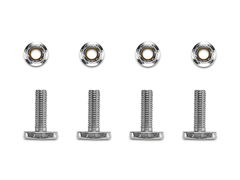 Leitner Designs Bed Rack Bolt Kit (07-18 Sierra 1500)
