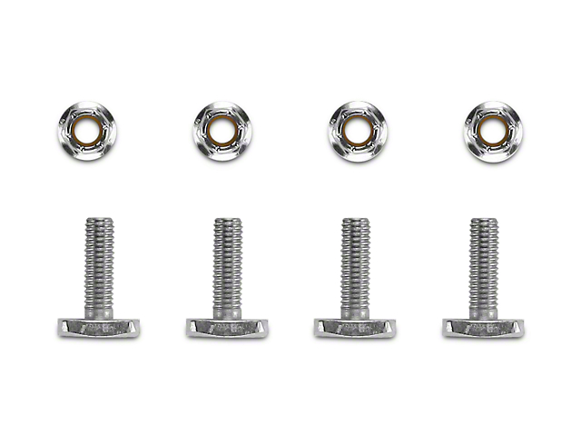 Leitner Designs Bed Rack Bolt Kit (07-19 Sierra 1500)