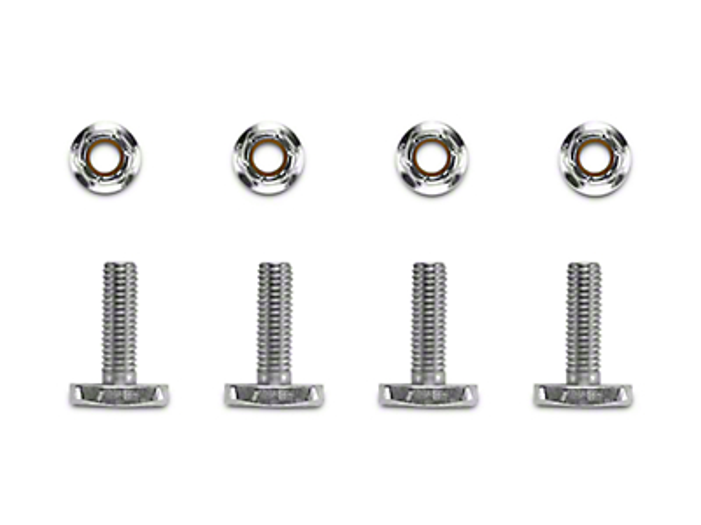 Leitner Designs Bed Rack Bolt Kit (07-18 Sierra 1500)
