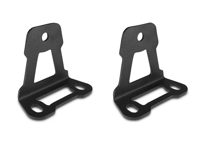 Leitner Designs Bed Rack Light Brackets (07-19 Sierra 1500)