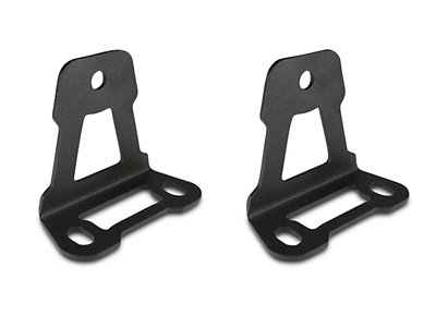 Leitner Designs Bed Rack Light Brackets (07-18 Sierra 1500)