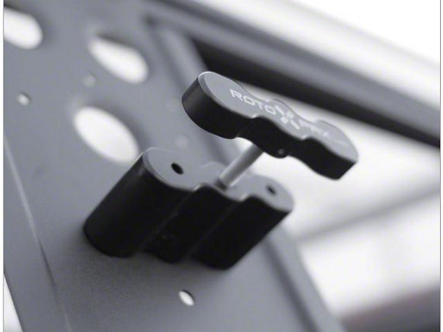 Leitner Designs Bed Rack Universal Mounting Plate (07-18 Sierra 1500)
