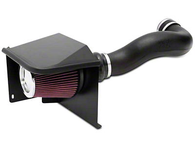 K&N Series 57 FIPK Cold Air Intake (07-08 5.3L Sierra 1500)