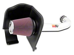 K&N Series 77 High Flow Performance Cold Air Intake (14-18 5.3L Sierra 1500)