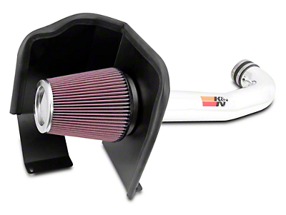 K&N Series 77 High Flow Performance Cold Air Intake (14-18 6.2L Sierra 1500)