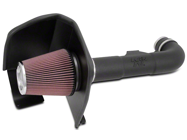 K&N Series 63 AirCharger Cold Air Intake (14-18 6.2L Sierra 1500)